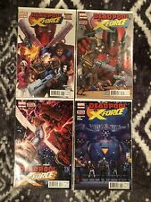 Deadpool vs X-Force 1-4 Complete Campbell