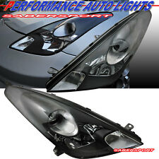 2000-2005 TOYOTA CELICA GT GTS BLACK HOUSING PROJECTOR HEADLIGHTS PAIR