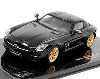 Mercedes Lorinser SLS AMG RSK8 2011 1:43 Scale Die-cast Model Car by IXO Models