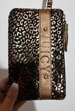 Juicy Clutch Wallet Gold Black - BINT