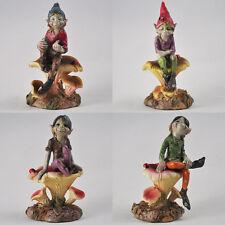 Pixie Bambini Set di 4 GIARDINO DA GIOCO MAGIC DECOR Outdoor Fata Elfo Regalo 39133