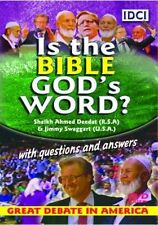 Great Debate: Is the Bible God's Word? Sheikh Deedat Vs Rev. Jimmy Swaggart-USA