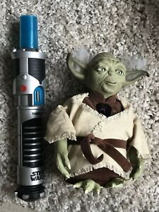 Star Wars Master Yoda Jedi Interactive Collectible