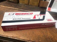 Wiseco Forged Flat Top Pistons 4.030 Chevy Small Block LS 6.0L LS2 LS6 LQ4 LQ9