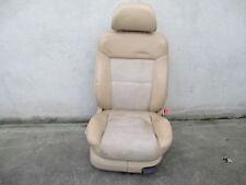 LEDER Beifahrersitz VW Passat 3BG Sportsitz ALCANTARA Sitz Ausstattung BEIGE