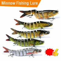 Dancing Minnow Fishing Lure 3D Lifelike Eyes Outdoor Farbe Supply Fishing 1 I5J0