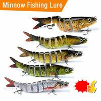 Dancing Minnow Fishing Lure 3D Lifelike Eyes Outdoor Farbe Supply Fishing 1 I5J0