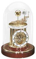 Hermle -Astrolabium- 22836-072987 Tischuhr mit batteriebetriebenem Quartzwerk