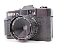 Kinetic Super 35 Toy 35mm Film Camera + 50mm f6 fixed focus lens *FREE P&P*