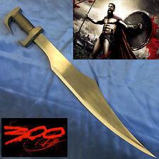 300 Spartan Great Warrior King Leonidas Sword Black & Scabbard