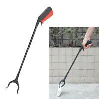 Long Handheld Reaching Reach Grabber Tool Grip Pick Up Claw Gripper Extend Arm