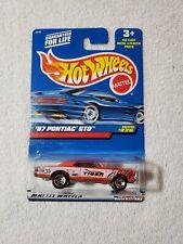 2000 HOT WHEELS #226 67 PONTIAC GTO