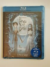 Corpse Bride Blu Ray Disc Sealed