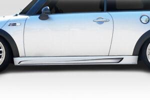 02-06 MINI Cooper LMS Sport Duraflex Side Skirts Body Kit!!! 115696