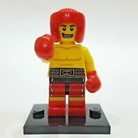 "LEGO Collectible Minifigure #8805 Series 5 ""BOXER"" (Complete)"