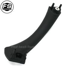 Black Right Inner Door Panel Handle Pull Trim Cover for BMW E90 3-Series Sedan