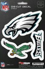 New NFL Philadelphia Eagles ProMark Die-Cut Decal Stickers 3-Pack