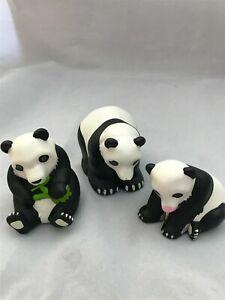 Fisher price zoo talker family of panda set of 3 pandas