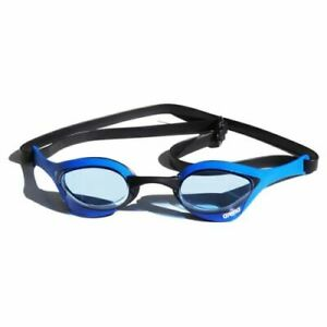 Arena Cobra Ultra Blue Stable Fit Competition Training Swimming Goggles