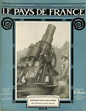 Canon Autriche Artillery Gun Austria Österreich Grosse Bertha Krupp War 1915 WWI