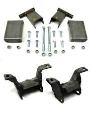 1964-70 Small Block Ford Mustang II Rubber Motor Mounts and Steel Stands Heidts