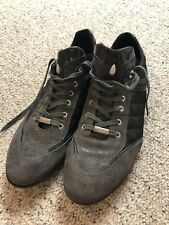 Mens Botticelli Limited Grey Sneakers EU 44/US 11 Pre Owned