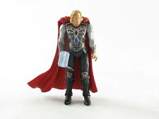 "Marvel Universe Lightning Clash Light Up Hammer Thor, Avengers Movie 4"" Figure S"