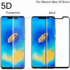 For Huawei Mate 20 Pro 20 Lite PRO 5D Full Cover Tempered Glass Screen Protector