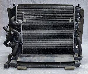 GENUINE JAGUAR 16-21 F-TYPE 5.0L XJ XK XF XFR-S Radiator rad pack complete