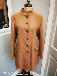 LADIES HOUSE OF BRUAR CASHMERE COAT SIZE 12  BRAND NEW with tags