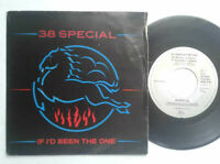 "38 Special / If I'd Been The One 7"" Vinyl Single 1983 mit Schutzhülle"