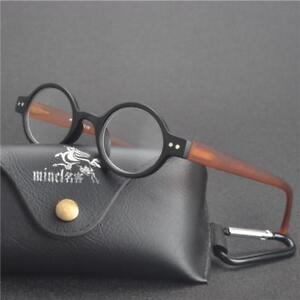 Reading Glasses Small Round Fashion Men Women Presbyopic Circle Reader Glasses