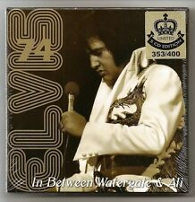 "ELVIS PRESLEY 5 CD ""IN BETWEEN WATERGATE & ALI"" 2016 RnR MAJESTY OCTOBER 1974 +"