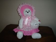 Battery Operated Musical Bear Mary Had a Little Lamb