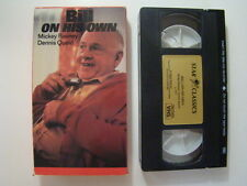 Bill On His Own VHS Mickey Rooney Dennis Quaid