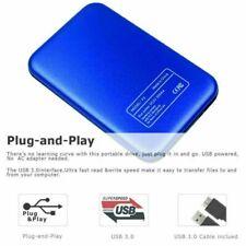 1TB HDD USB 3.0 Portable External Hard Drive HD Disk Storage Devices Laptop USA