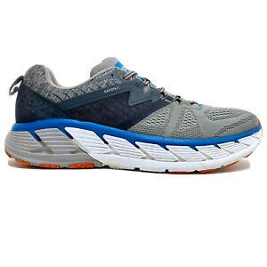 Hoka One One Gaviota 2 Men's Size 13 Gray Frost Stability Running 1099629 FGSR