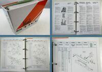 Still R20-15 16 18 20 Wartung Ersatzteilliste Bedienung Betriebsanleitung 1998