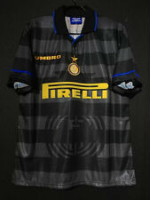 1997-98 Inter Milan Third Shirt RONALDO 10 All Sizes By Umbro