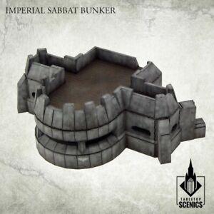 Imperial Sabbat Bunker (HDF) NEW KROMLECH
