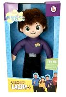 The Wiggles Singing Lachy Plush Toy | 40cm Doll | Sings Skeletons Skat !