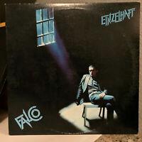 """FALCO - Einzelhaft (Der Kommisar)<Promo> - 12"""" Vinyl Record LP - EX"""