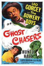 1951 GHOST CHASERS VINTAGE COMEDY MOVIE POSTER PRINT 54x36 BIG