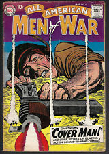 All American Men Of War #67 VG