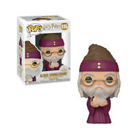 """DUMBLEDORE MIT BABY HARRY Vinyl Figur 115"" Funko POP! Harry Potter 10cm"
