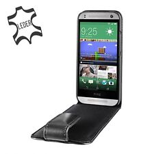 Artwizz SeeJacket Flip Leather Case Cover Case Cover HTC One Mini 2 black