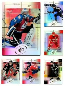 1999-00 SPx **** PICK YOUR CARD **** From The SET