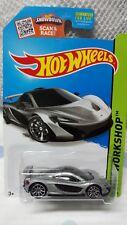 1/64 Hot Wheels McLaren PI Silver