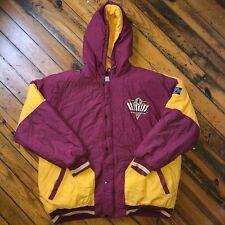 Vintage Washington Redskins Logo 7 Jacket Puffer Coat NFL Size XL 90s 27e7f01b5