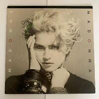Madonna - Madonna - 1982 Vinyl Record (Condition VG)